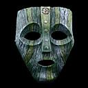 Mask Inspirirana K Chi Ch Anime Cosplay Pribor Mask Zelena / Siva Resin Male / Female