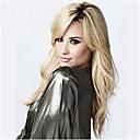módní kudrnaté blond mix barev vlny vysoce kvalitních umělých vlasů paruky.