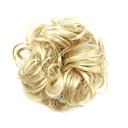 vlasulja zlatna 6cm u boji visoke temperature žice kose krug 1003