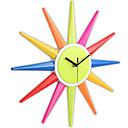 Kulatý Módní a moderní Nástěnné hodiny,Ostatní Kov 40*40*3.6cm