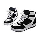 Ženske cipele - Modne tenisice - Ležerne prilike - Poliester - Puna potpetica -Pune pete / Udobne cipele / Zaobljene cipele / Cipele