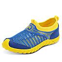 Za dječake Za djevojčice Uniseks Sneakers Ljeto Udobne cipele Til PU Aktivnosti u prirodi Ležeran Kombinacija materijalaPlava Siva Navy