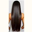 Nový brazilský přední krajky lidský vlas paruky přírodní rovné paruky pro černé ženy velkoobchodní cena