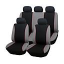 autoyouth polyester autopotahy Univerzální fit full sedačky jednoduchá konstrukce ochranného autosedačka styling