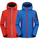 Planinarenje Softshell jakne MuškarciVodootpornost / Prozračnost / Ultraviolet Resistant / Anti-zračenje / Podesan za nošenje /