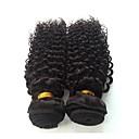 人間の髪編む ブラジリアンヘア Kinky Curly 12ヶ月 1個 ヘア織り