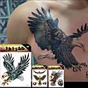 3 Tetovaže naljepnice Animal Serija / Totem Series / Others / crtani serijeNon Toxic / Uzorak / Velika veličina / Donji dio leđa /