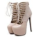 Žene Cipele na petu Proljeće Ljeto Jesen Zima Ravne platformke Ostalo Udobne cipele Gladijatorke Umjetna kožaVjenčanje Ured i karijera