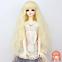 kutilství 1/3 1/4 BJD SD dz panenka paruka příslušenství 38 cm dlouhé kudrnaté kudrnaté bělidlo blond barva vlasů není pro dospělého