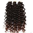 Tónované Brazilské vlasy Velké vlny 6 měsíců 3 kusy Vazby na vlasy