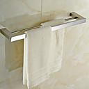 """Tyč na ručníky Nerez Na ze´d 605 x 120 x 30mm (23.82 x 4.74 x 1.18"""") Nerez Moderní"""