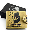 Bag / Novčanici Inspirirana Dangan Ronpa Monokuma Anime / Video Igre Cosplay Pribor Novčanik Žuta Leather Male