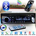 12v autoradio mp3 audio-speler bluetooth aux usb sd mmc stereo fm auto-elektronica in-dash autoradio 1 din voor truck taxi