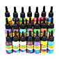 21 Color Tattoo Ink Set 21*15ml