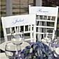 Taffeta Svatební dekorace-2Piece / Set Personalizováno
