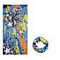 ハット / バンダナ / ネックゲートル バイク 高通気性 / 防風 / 抗紫外線 / 耐久性 / サンスクリーン 女性用 / 男性用 / 男女兼用 イエロー / ブルー / オレンジ ポリエステル