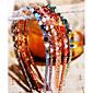 moda di cristallo multicolore irregolare hairbands decorazione (1 pz) (più colore)