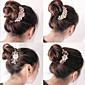 Jihokorejský vysoce kvalitní ozdoby v hřebeny vlasy sponou diamantové perly jít náhodný styl