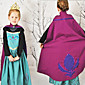 Cosplay Nošnje Princeza / Fairytale Filmski Cosplay Plav Kolaž Haljina Halloween / Božić / New Year Dijete Pamuk