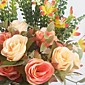 Svila / Plastika Orhideje / Roses Umjetna Cvijeće