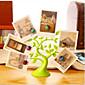 kreativni kornjaši hladnjak magnet sretni poruka stablo odbora dopis clip ukras