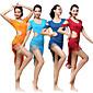Žene-Haljine- zaTrbušni ples(Svjetloplav / Narančasta / Burgundac / Tamno plava,Modal,Tassel(s))