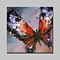 lager ručno oslikane moderne leptir uljena slika na platnu zid umjetnosti slike za dom oprati petrolejom okvir spreman objesiti 100x100cm