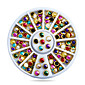 1pcs Nail Art ukras rhinestone biseri šminka Kozmetički Nail art dizajn