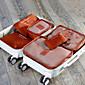 Putovanje Organizer prtljage / Košara i vreća za rublje / Pakiranje Kocke Putna kutijaVodootporno / Prašinu / Prijenosno / Izdržljivost /